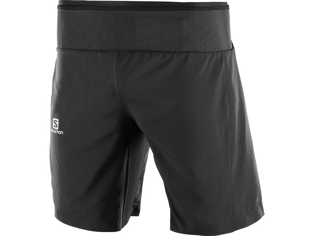 Salomon Trail Runner Shorts Herrer, black